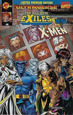 The All New Exiles vs. X-Men No.0 / 1995 Limited Premium Edition