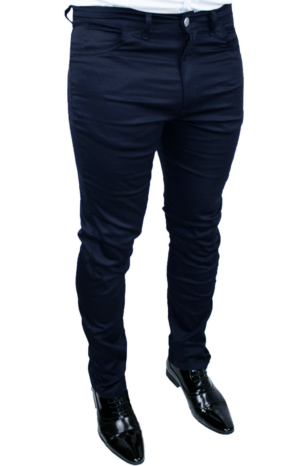 Battistini 48 46 56 54 Cotone Uomo Blu 52 Taglia Pantalone Jeans 50 0xPB5Yqnw
