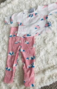 6STICKS- Baby girl outfit