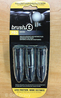 Brush T Driver 2.2 in. (3 Pack) - JR652 Sport and Outdoor