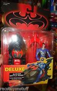 Batman and Robin Movie Figures