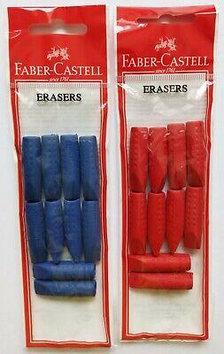 20x New Faber-castell Grip 2001 Eraser Caps Pencil Lead Protectors