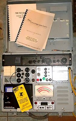 RD Instruments Model KS-15874-L2 Cardmatic Tube Tester - Hickok Electrical Co.