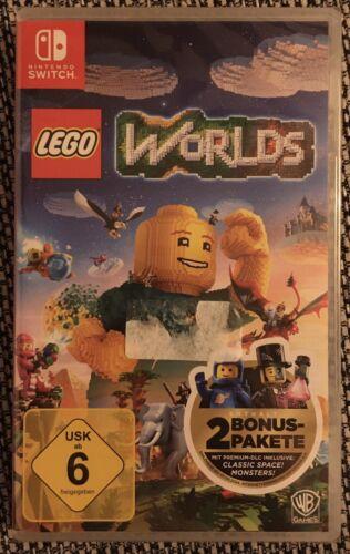 LEGO Worlds (Nintendo Switch) Neu In OVP Und Folie Game Spiel Plus Bonuspakete N