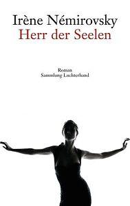 Herr der Seelen von Irène Némirovsky (2009, Taschenbuch)