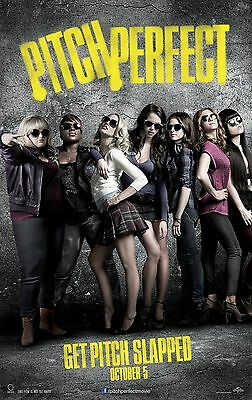 "Pitch Perfect Movie Poster 18"" x 28"" ID:1"