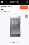 Sony Xperia XZ Premium for sale Sunnybank Hills Brisbane South West Preview