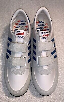 fa2f5010abe New w/ Tag Vintage 1980/90's Pro Wings Tennis Running Shoes Men's Size 9.5  NWT