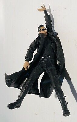 Box Set Mcfarlane Toys - McFarlane Toys Matrix Series 1 Deluxe Box set Neo Shootout Action Figure Only