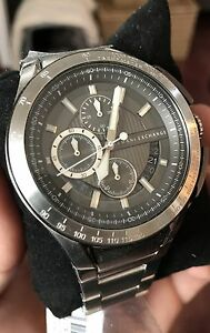 Brand new Armani AE men's chrono watch