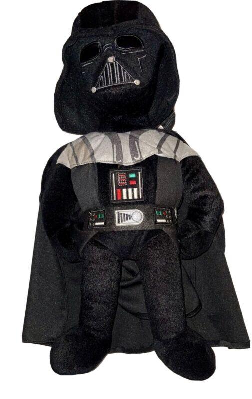 Stat Wars Darth Vader Plush Backpack