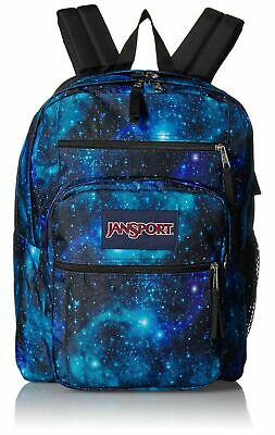 JanSport NWT Big Student Classic Galaxy Blue Unisex Backpack JSOA47JK31T