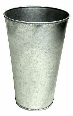 3 Galvanized Buckets 7