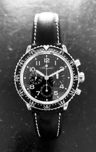Breguet Aeronavale 3803 ST type XX flyback chronograph. A Limited Edition. - watch picture 1
