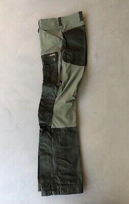 Fjallraven keb trousers 46 M Deep forest-Laurel green