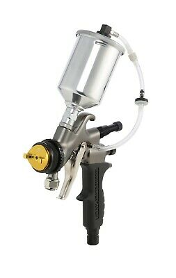 Apollo Atomizer 7700 Spray Gun For Hvlp Turbines With 250cc Gravity Cup Assembly