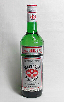 MALTESERKREUZ AQUAVIT 40 Vol.% - 0,7 Liter