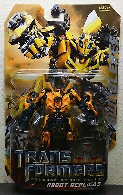 Transformers Robot Replicas Revenge of the Fallen Bumblebee Autobot New Sealed