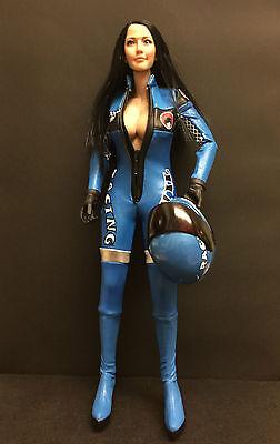 BIKER BABE SEXY BODY MOTORCYCLE 1/6 FEMALE FIGURE GIRL HOT TOY PHICEN BBI DRAGON