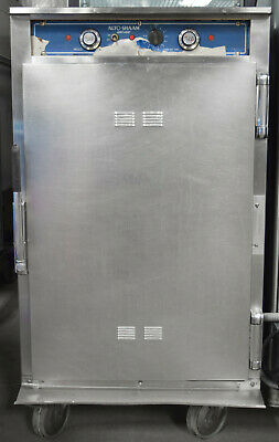Alto Shaam 1000-th-ii Slow Cook Hold Oven Warmer Hot Food Holding Cabinet
