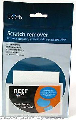Reef One Biorb Biube Life Aquarium Plastic Tank Scratch Remover