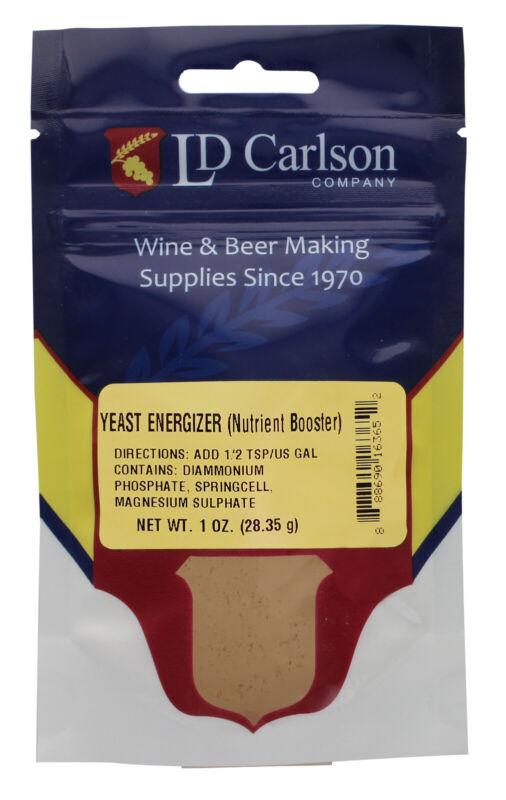 Home Brew Bulk: Yeast Energizer - 1 Oz.