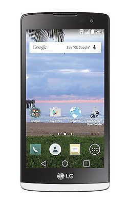 Tracfone Lg Destiny 4G Android 5 0 Lollipop Prepaid Smartphone W  Triple Minutes