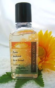 HAIR GROWTH/ REDUCE LOSS~Organic Natural Shampoo~Sulphate Free~Peppermint~Sample
