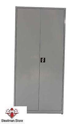 Putzmittelschrank 180x80x42 cm, Putzschrank, Besenschrank, Haushaltsschrank