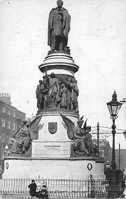 uk29844 oconnell monument dublin ireland real photo