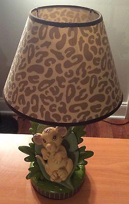 Disney  The Lion King: Baby Simba Nursery Lamp
