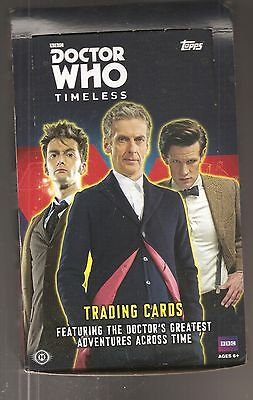 2016 Topps Doctor Who Timeless  Base Cards Purple /50  You Pick
