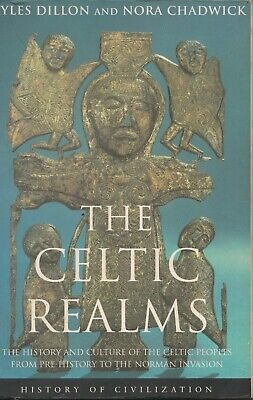 The Celtic Realms by Myles Dillon, Nora K. Chadwick (Paperback, 2000)