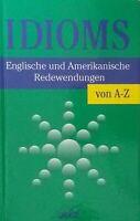 """IDIOMS """"Englische und Amerikanische Redewendungen"""" Wuppertal - Barmen Vorschau"""