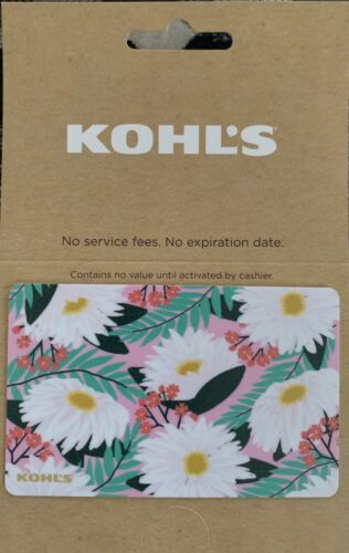 100 Kohls Physical Gift Card - 100 Value With Free Shipping - $94.00