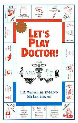 Lets Play Doctor  Dr  Joel Wallach  Free Cd   Health Survey