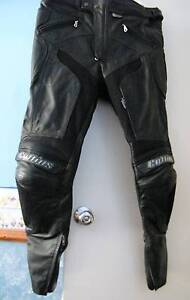 Motorbike leather pants - Collins. Torquay Fraser Coast Preview