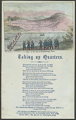A Treasury of Civil War Songs Sheet Music Collected edited /& arranged  000313042