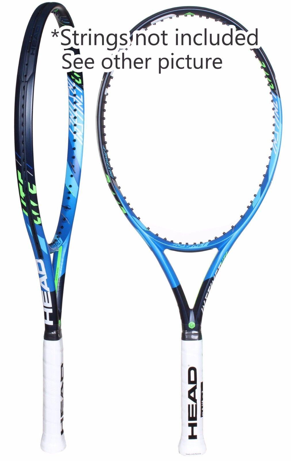 *NEW* Head Graphene Touch Instinct Lite Tennis Racquet - Aut