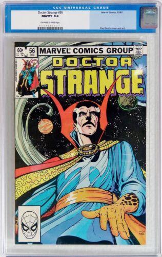 Doctor Strange #56 (1982 Marvel) CGC 9.8 NM/MT