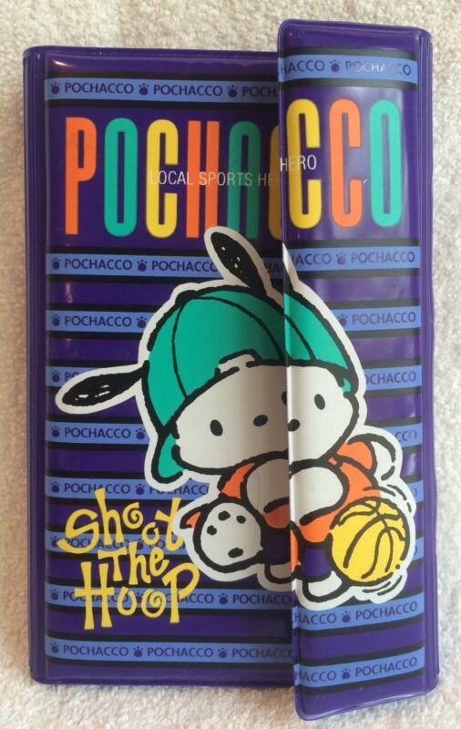 Pochacco Vintage Organizer Date Planner Sanrio Basketball Dog Local Sports Hero