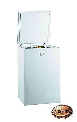 Congelatore a Pozzo BEKO HS210520 104 Litri Classe A+ Bianco - Freezer Pozzetto