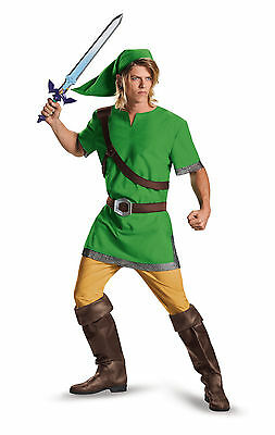 Link - Adult Legend of Zelda Costume