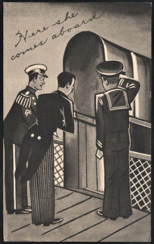 Rare Advertising Postcard Holmes Edwards Danish Princess Silverware posted 1938