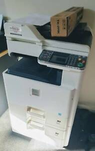 Kyocera FS - C8020MFP A3 Colour Laser Printer with black toner refill
