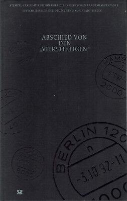Hauptstadt Vier (Deutsche Bundespost