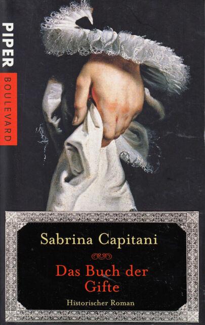 *y~ Das BUCH der GIFTE - Sabrina CAPITANI  tb (2007)