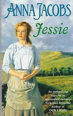 Jessie by Anna Jacobs, Book, New (Paperback)
