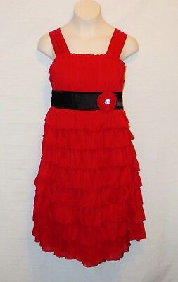 Sz 12 My Michelle Girls Dress Holiday Party Wedding Pageant Church Christmas - My Girl Communion Dresses