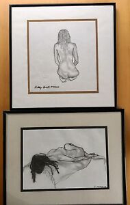 Charcoal Sketches